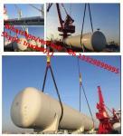 Cheap 2017s ASME standard 200,000Liters surface lpg gas storage tank for sale, factory sale 200m3 propane gas storage tank for sale