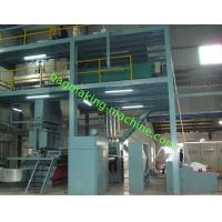 China Recycle Non Woven Fabric Making Machine on sale