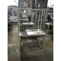 Cheap High Speed Disposable Paper Lunch Box Making Machine 4KW 380V for sale
