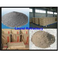 Cheap Alkaline Resistant Unshaped Refractory Castable In Dry Cement Kiln for sale