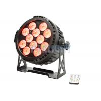 Buy cheap 12x15 W RGBWA Six In One Ip65 LED Par Sound / Auto Control Mode from wholesalers