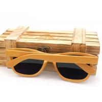Cheap Handmade Wooden Glasses Packaging Boxes , Gift Packaging Pine Wooden Storage Box for sale