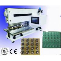 Cheap V Groove Pre Score PCB Depanelizer Two Linear Blades With LCD Display for sale