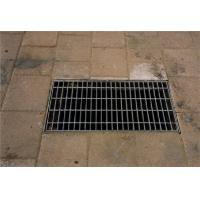 China Heavy Duty Floor Drain Grate Covers , Stainless Steel Galvanised Drain Cover on sale