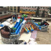 Cheap Gorilla Inflatable Water Park for sale