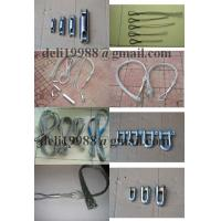 Cheap galvanization Cable grip,Cable socks,China cable pulling socks for sale