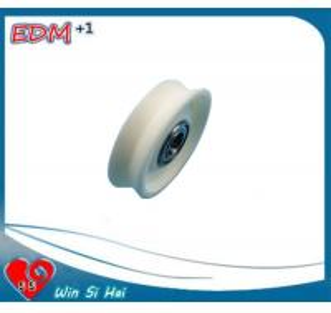 Cheap A290-8119-X626 Fanuc EDM Spare Parts  Upper Ceramic Roller 24.56.336 for sale