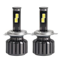 Buy cheap H4 H7 Auto Parts Car Led Headlights LED Car Accessories 60W Per Light Hi Lo Beam from wholesalers
