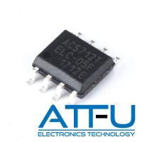 China 5A 1 Channel Hall Effect Current Sensor Chip , ACS712ELCTR-05B-T Integrated Circuits & Chips on sale