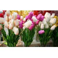 Cheap Plastic  Decorative Artificial Flower Stems For Wedding Environmently Friendly Material for sale