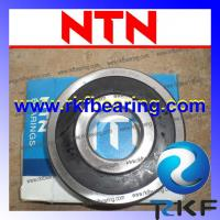 China Chrome Steel Deep Groove Ball Bearings 6409 2RS, NTN With Rubber Cage on sale