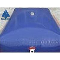 China Fuushan Commercial Potable Collapsible Pillow PVC Stainless Steel Hot Water Storage Tank on sale