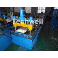 Cheap Corrugated Profile Roof Roll Forming Machine For Making The Corrugated Sheets for sale
