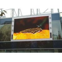 Cheap RGB Full Color SMD P10 LED Frame Screen Display Waterproof for Outdoor Advertising wholesale