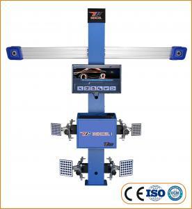 Cheap 2 High Defination Industrial Cameras T258 3D Car Wheel Aligner for sale