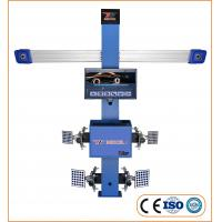 Cheap High Efficiency 4 Wheel Alignment Machine 2 Cameras 3D With 11''-24'' Wheel Rim for sale