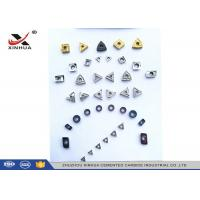 Cheap Cermet Indexable Carbide Inserts Full Range For Finishing Machining Steel Material for sale