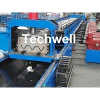 Cheap 3 Wave Highway Guardrail Roll Forming Machine for Making Steel Curvinging for sale