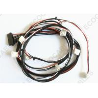 Cheap Custom Cable Harness For Coin Machine With PVC Wire UL1007 / SMP Conn for sale