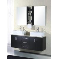 Cheap MDF Double Bathroom Cabinet (819) for sale