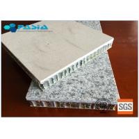 Cheap Anti - Pollution Honeycomb Roof Panels , Aluminium Honeycomb Board High Strength for sale