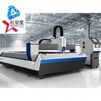 China Top sell laser standard open single table heavy type cutting machine for sale on sale