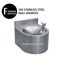 Cheap WDF25 Cost-Effective Outdoor Wall Mounted Stainless Steel Drinking Fountain for sale