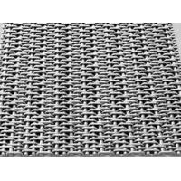 China Dutch Stainless Steel Woven Wire Mesh Filter Material In Oil / Chemical / Plastic on sale