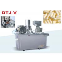 Cheap Small Pharma Filling Equipment Durable Semi Automatic Capsule Filling Machine for sale