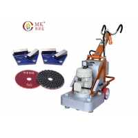 China Aluminum Casting Gear Box 440V 15KW Concrete Grinding Equipment on sale