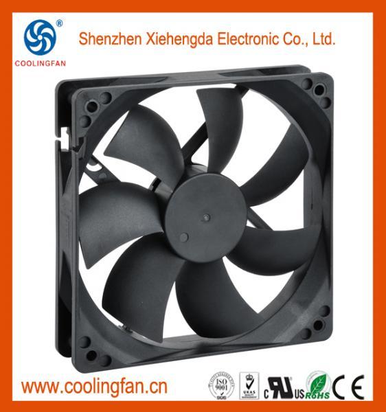 120x120x25mm 24v 48v 12v Electric Motor Cooling Fan Blade