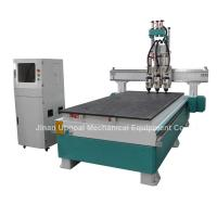 Cheap Low Cost CNC Engraving Machine with Auto Tool Changing/3 Tools Changing/Servo Motor for sale