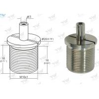 Cheap Key Flange Cap Aircraft Cable Adjustable Fittings M 16 Thread Compliant Design for sale