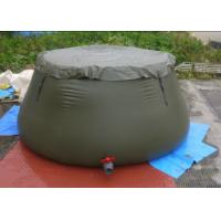 China Multiple Shaped Potable Water Pillow Tanks 5000 Liters For Transporting Water on sale