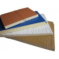 Cheap Decorative Polyurethane Insulation Panel for External Wall Insulation for sale