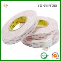 Cheap 3M4914-25VHB strong double-sided Tape _ 3M4914 Series White Acrylic foam Tape for sale