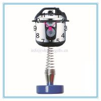 Cheap New design plastic table alarm clock for promotion for sale