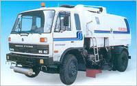 road sweeper 1