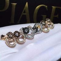 Piaget diamonds of possession earring 18kt gold  with yellow gold or white gold