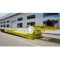 TITAN 80-100 ton detachable gooseneck lowboy trailers for sale