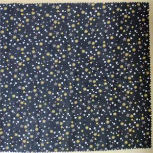 China Printed Dobby Cotton Dress Fabric , 60x60 Yarn Count Fashion Apparel Fabric on sale