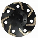 Cheap Diamond Concrete Abrasive Stone Grinding Cup Wheel S Segments cup abrasive wheel for sale