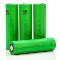 China High Discharge Rate 10C 30A 3000mAh VTC6 18650 Lithium Battery Cell on sale