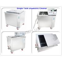 Cheap SUS304 / SUS316L 3000W 288 Liter Automotive Ultrasonic Cleaner For DPF Clean for sale