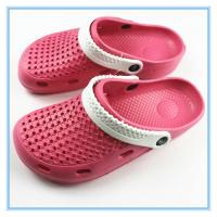 Cheap cheap wholesale shoes in china fashion design garden clogs shoes bicolor fashion sandals for sale