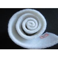 Cheap Industrial 4.5mm Dust Filter Cloth Membrane Coated for Air / Liquid Filtration 500gsm for sale
