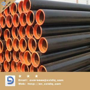 "Quality 5 1/2"" 17lbs J55 BTC Range 2 API 5CT pipe for oil wells wholesale"