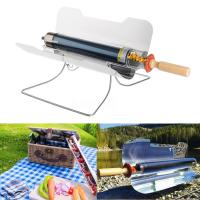 China Portable Solar Grill for Outdoor Cooking, Solar Oven For Grilling While Camping on sale