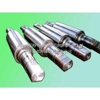 Cold Rolling Corrugated Iron Roller Work Roll Assembly For Steel Forging