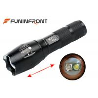 Cheap 10W 395NM UV LED Flashlight with CREE T6 LEDs Adjustable Focus for Night Fishing for sale